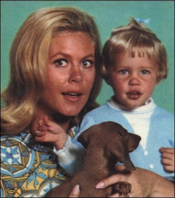 50 years ago today Tabitha Stephens was born on Bewitched. Happy 'TV Birthday' to me! https://t.co/CVSPU0OREF