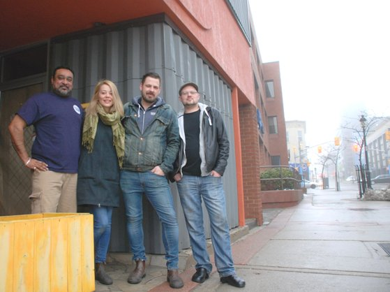 Out with the old and in with the saloon @DTKitchener @KWGrandTrunk @KitchenerPost https://t.co/uYmyhTbQ8s https://t.co/o0KX3lXtM5