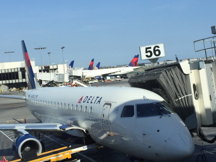 RT @boardingarea: Delta's big move at LAX - via @cjmcginnis