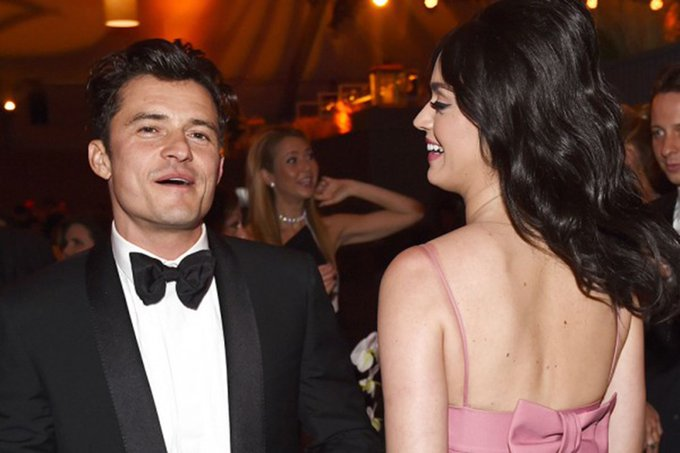 Happy birthday, Orlando Bloom! Check out his after party antics here