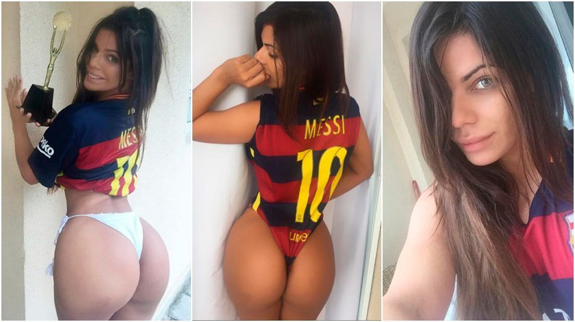 RT @metropolesDF: Fã de Messi, Miss Bumbum ganha destaque na imprensa espanhola https://t.co/sMKdjJfrE6 https://t.co/ZfPVXKR6sS
