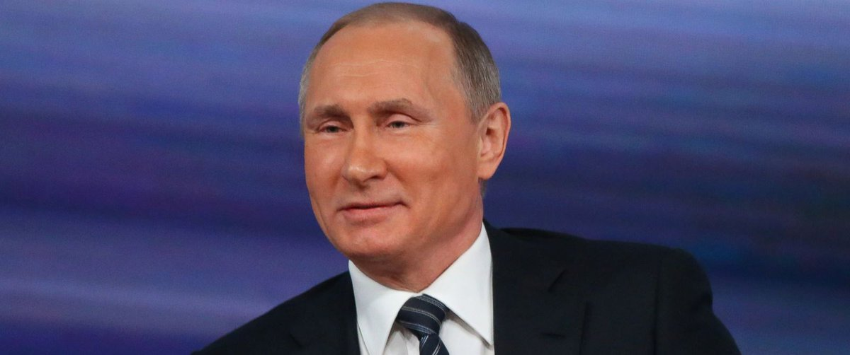 Pres. Vladimir Putin claims Russia has invented world's most effective Ebola drug: