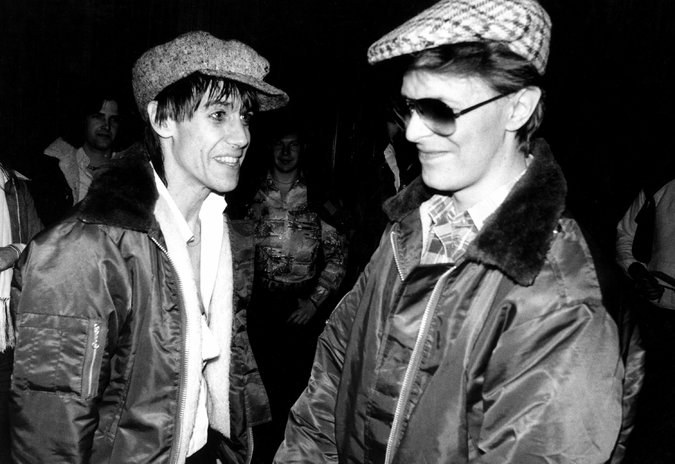 Nice words from Mr. Pop on Mr. Bowie https://t.co/9i8AIdGDBs https://t.co/njZCnm6WEM