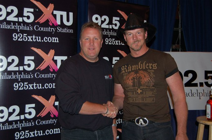 6:10p Razz Recommended Happy Birthday Trace Adkins.......Jesus and Jones on 925XTU and