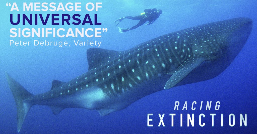 RT @RacingXtinction: Here are all the ways you can watch #RacingExtinction https://t.co/QAwSugzShD #StartWith1Thing https://t.co/4FAMP7aBQQ