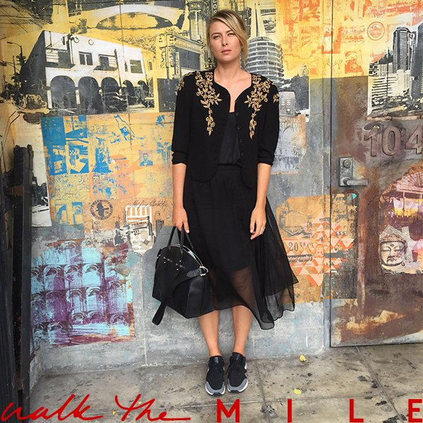 RT @OrchardMile: @MariaSharapova shows us #Amsterdam in our #WalktheMile video. Watch & shop her travel picks https://t.co/DCLLUYWcgg https…