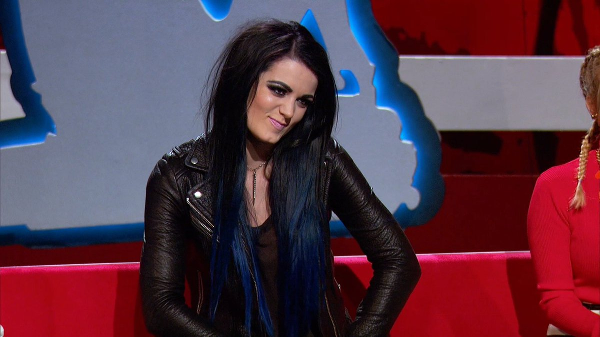 In this SNEAK PEEK @RealPaigeWWE puts her wrestling expertise to the test: https://t.co/7t70HNqBUn #judgepaige https://t.co/VgLP73PPlu