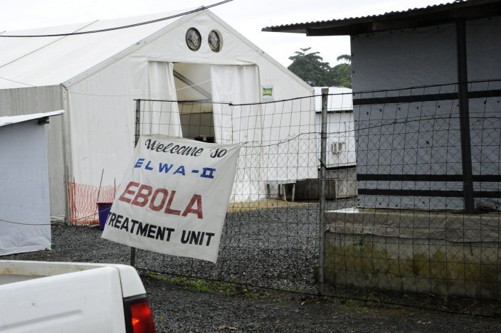 Active transmission of Ebola has now ended across the
