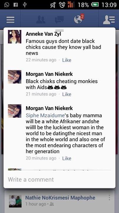 Has Black Twitter been informed about #MorganVanNiekerk, who works at @virginactiveSA? https://t.co/KlJnG48Wob
