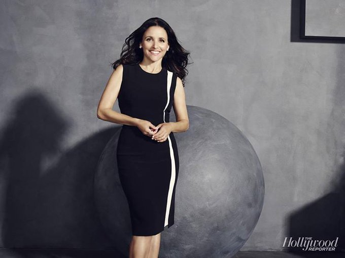 Happy 55th birthday, Julia Louis Dreyfus! From Elaine on to Selina Meyer on which of her charact
