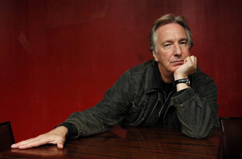 """I do take my work seriously and the way to do that is not to take yourself too seriously."" — Alan Rickman #RIP https://t.co/rh5dh1tcR3"