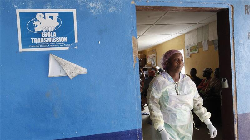 WHO marks end of Ebola outbreak in West Africa but warns of risk of flare ups.