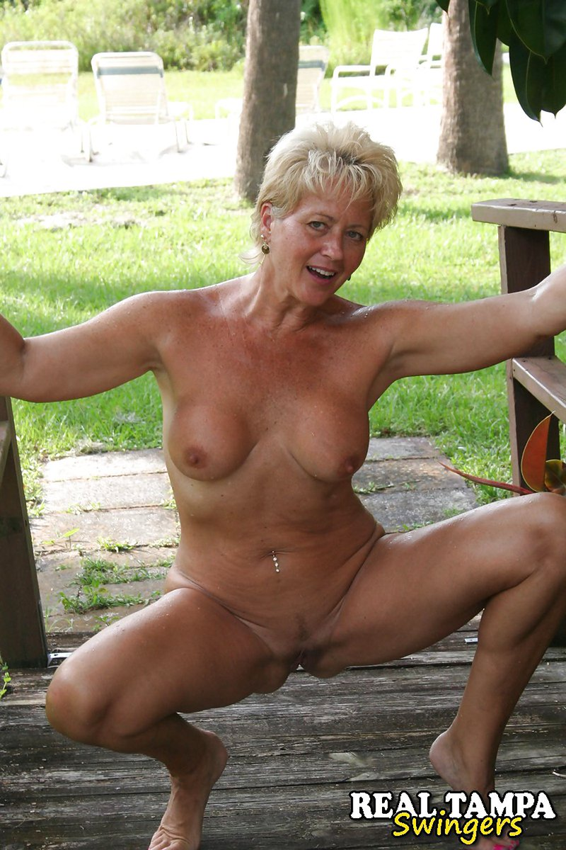 Granny Licks Cum