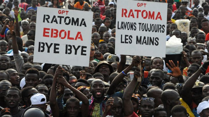 WHO declares end of Ebola epidemic in West Africa