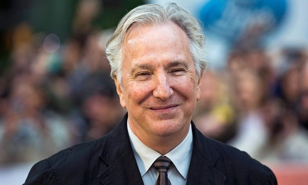 Absolutely shocked and saddened to hear that the great theatre and film actor Alan Rickman has passed away. RIP Alan https://t.co/vfkdtEI8uO