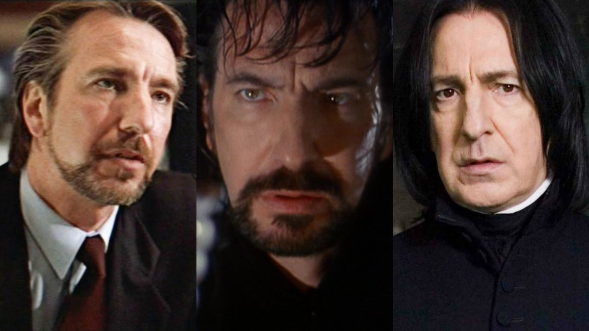 RIP Alan Rickman. Nobody played the bad guy better than him. Hollywood's heroes will quake in their boots no more https://t.co/FMSH5mb2ce