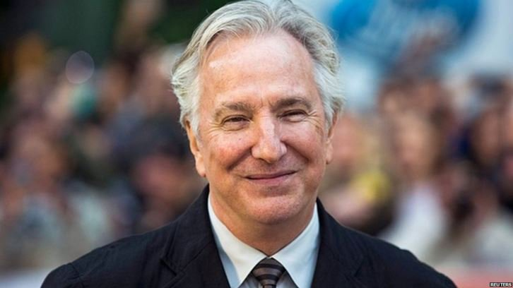 British actor, Alan Rickman, has died from cancer aged 69 - his family confirm https://t.co/MsHCj5vQ9S https://t.co/aNCFBhNpxH
