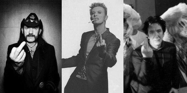 Dear Cancer... #AlanRickman #Bowie #Lemmy https://t.co/xyfm2RmpOq