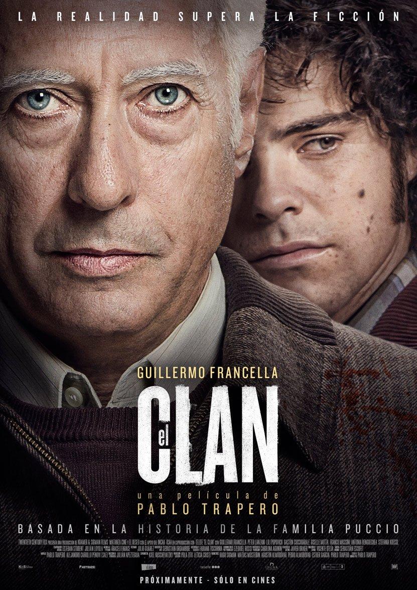Mañana 21 hs cine rodante gratis en el Rosedal de Palermo arranca con EL CLAN!! https://t.co/DGFU7Rr4Ph https://t.co/eoDYJ1NWA8
