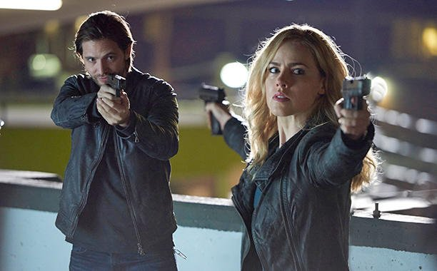 Syfy has set premiere dates for 12Monkeys and Hunters: