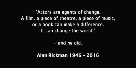 Artists light up the world, and he was a torch bearer…the rest is silence. https://t.co/3Zg8LUifWT