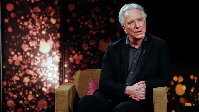 J.K. Rowling, Stephen Fry pay tribute to Alan Rickman