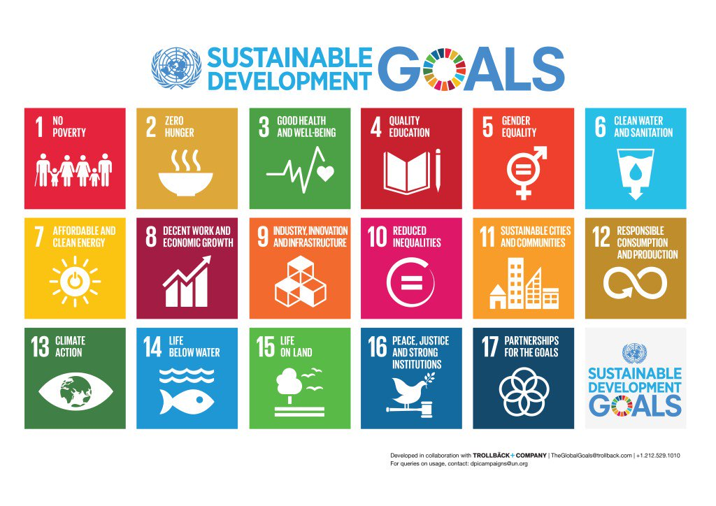 Agriculture is in every SDG: Part 1 https://t.co/rvaCl4DXuO https://t.co/9EocoBaVso
