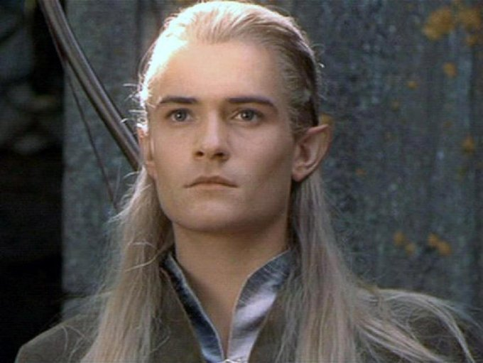 Happy birthday Orlando Bloom! You are one of the best actors on this earth , my pirate and my elf as well...