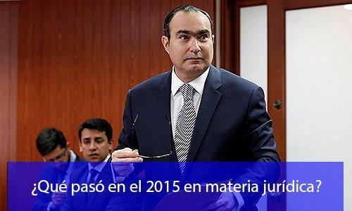 .@Ambitojuridico recuerda sentencias y normas del 2015 que todo abogado debe conocer. https://t.co/2utZoVugbA https://t.co/wTJ6Iv8URG