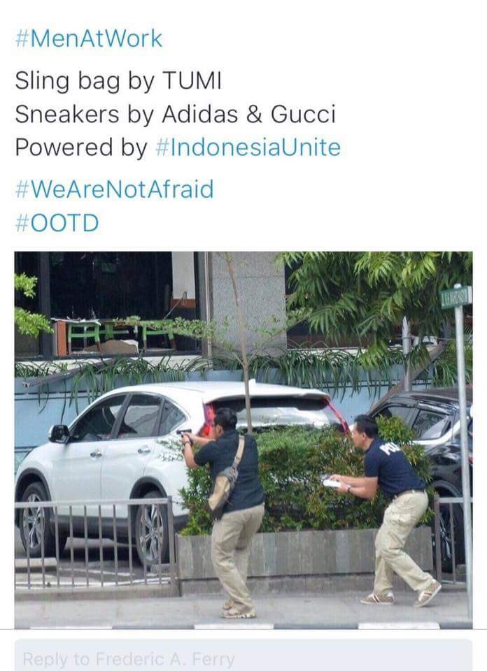 This is how Indonesians are coping: typical Indo humour