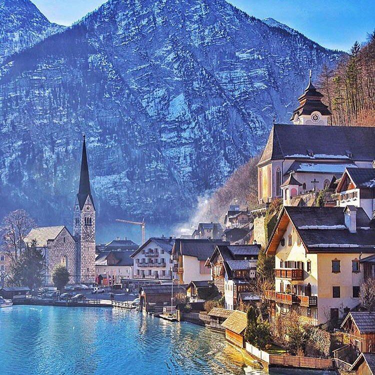 How beautiful is #Austria! #jetset #travel #vacation #getaway #traveling #trip #vacation #getaway #ilovetravel https://t.co/fVrmIJTIyu
