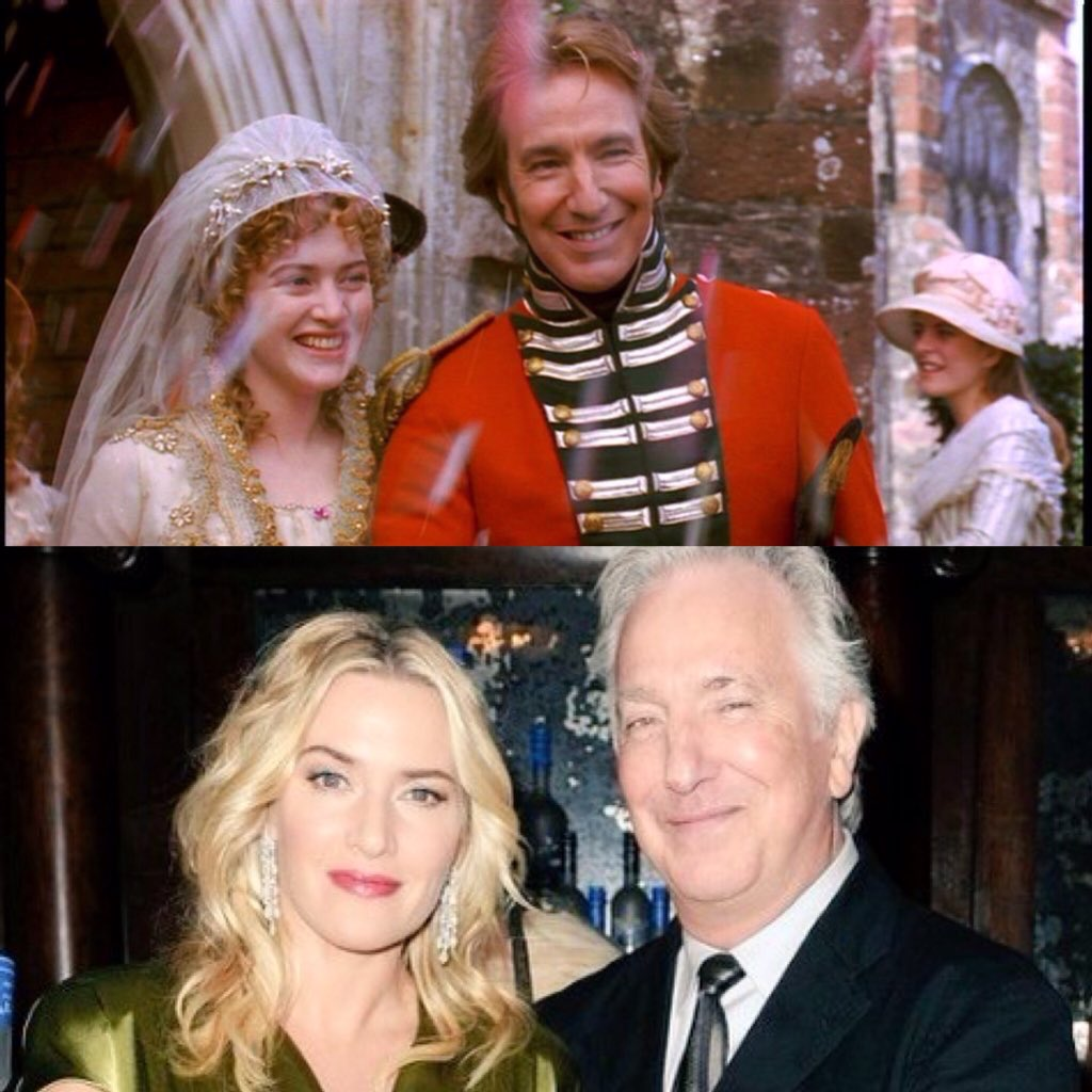How wonderful that Marianne and Colonel Brandon always maintain their love for each other. #RIPAlanRickman https://t.co/WJcgBJAHbJ