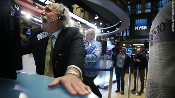 The stock market just had its best day since early December via @CNNMoney