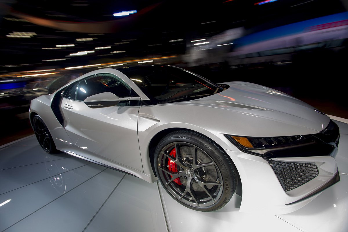 Acura Has What Might Be The Best New Sports Car ...the 2017 Production
