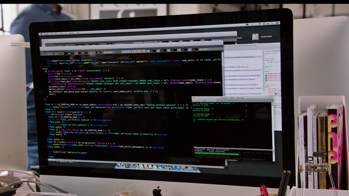 In case you're wondering, the e-commerce site in the movie The Intern is powered by @WooCommerce https://t.co/TS8vqxHUjB
