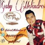 Sigue a nuestro #RancheritoConsentido @GABYBRV1 vocalista d @B_RanchoViejo en su redes sociales #TuNiNadieMeDetiene https://t.co/3lA343D4cd