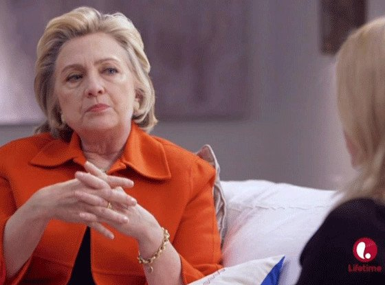 Hillary Clinton confesses date nights with Bill Clinton are likely spent with granddaughter: