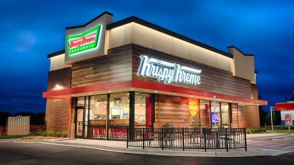 New @KrispyKreme design targets #coffee sales @JonathanMaze https://t.co/RBHSVJNv3t https://t.co/jKLDp7RTIc