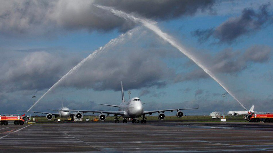 Air France bids the Boeing 747 farewell after 40 years
