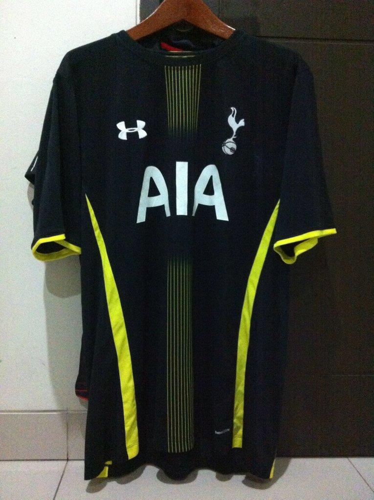 @_OriginalKit Tottenham Hotspur Away 14/15 • MINT • 350k • Size XXL • 087886595971 / 7CD4ED60. #jersey4sale https://t.co/vo9lnXkUsF