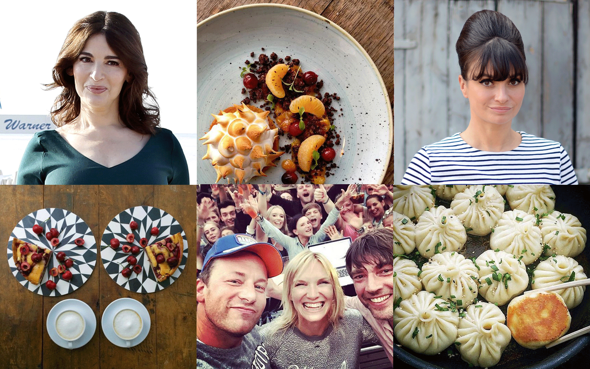 RT @TelegraphFood: Our top foodies to follow on Instagram, feat. @Clerkenwell_Boy @Nigella_Lawson @jamieoliver https://t.co/U2n0F61xPW http…