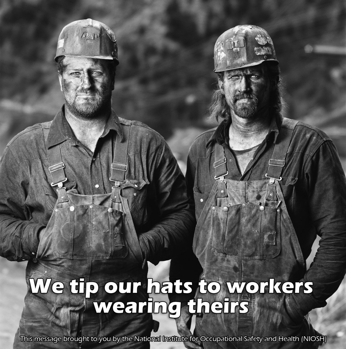 On #NationalHatDay we commend workers who promote safety & wear their protective headgear. https://t.co/78ZN8sOK07 https://t.co/xHd7a11wWs