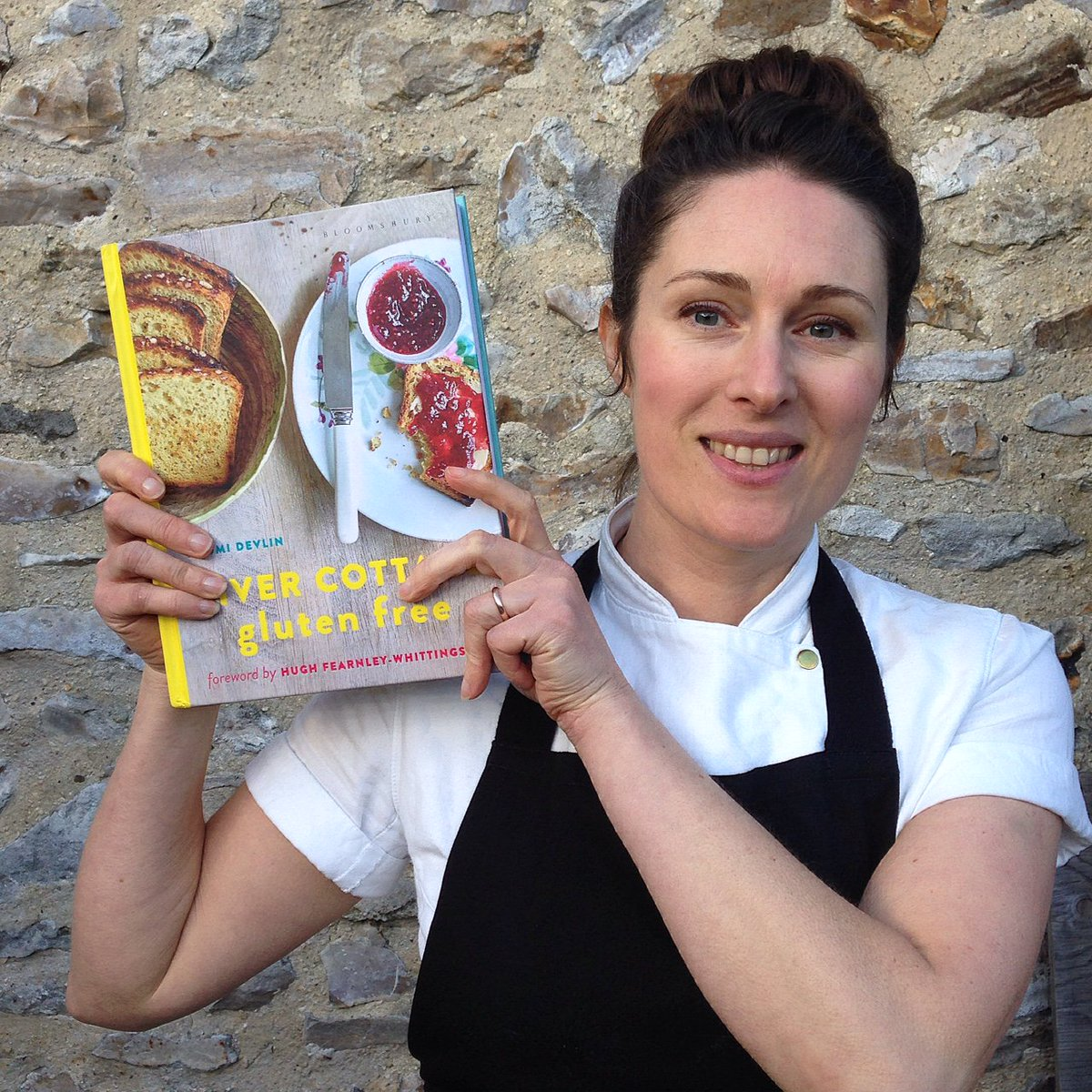 RT @rivercottage: Heard about @naomidevlin's new #GlutenFree book? It's packed full of 120 inspiring recipes! https://t.co/UXGLsp7NEY https…