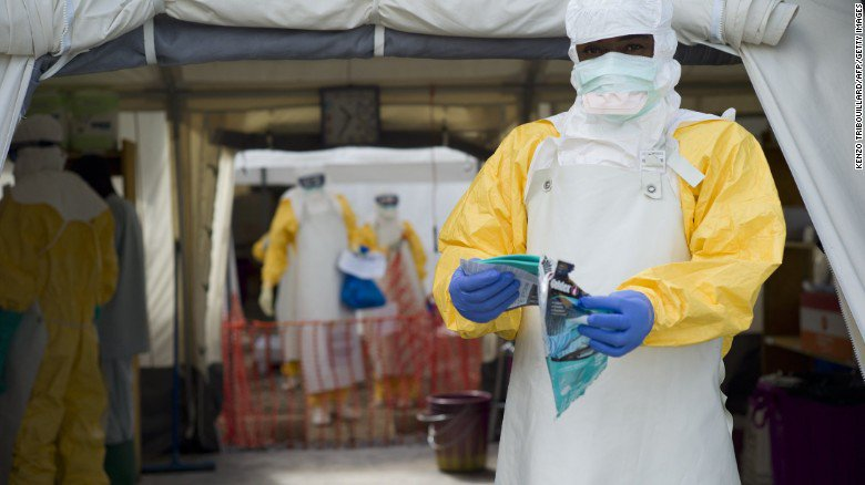 Just hours after West Africa outbreak declared over, Ebola patient dies in Sierra Leone: