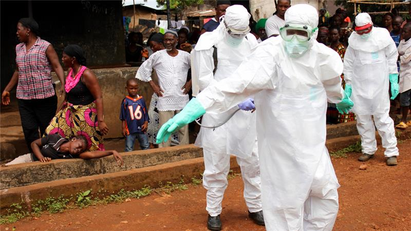 New Ebola death in Sierra Leone, just hours after WHO declares West Africa free of virus.