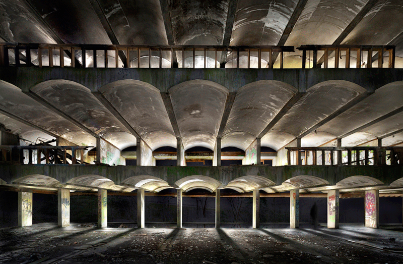 Featured Event: @_hinterland_ transforming St Peter's Seminary with light & sound 18-27 Mar: https://t.co/kzTEhv3Y6Q https://t.co/z0kcPRuTuD