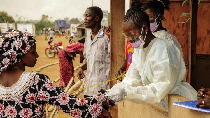 WHO confirms new Ebola case in Sierra Leone one day after all-clear