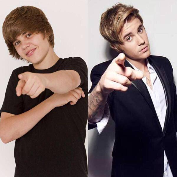 Look at You @justinbieber its #9YearsOfKidrauhl Proud and Happy for You!  The Hair is always looking Cool! https://t.co/3234fTfXKh