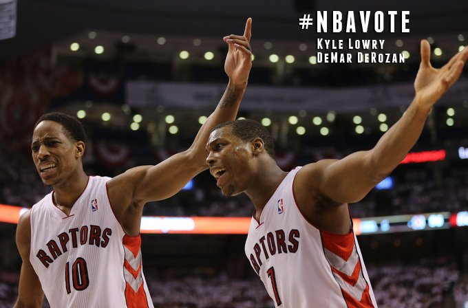 @mopete24 RT to help our @Raptors into the @NBA All-Star game #NBAVote #KyleLowry #DeMarDeRoZan https://t.co/gQsEZSylE3