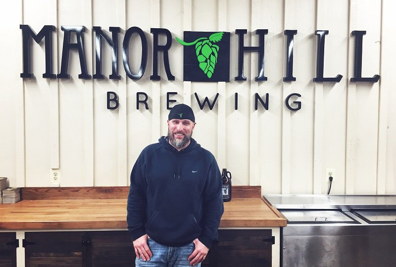 In @capgaznews, my conversation with @Here4DaBeer head brewer at @Manorhillbrew!  https://t.co/tjO1V8IIxD https://t.co/dQrykQBnbi